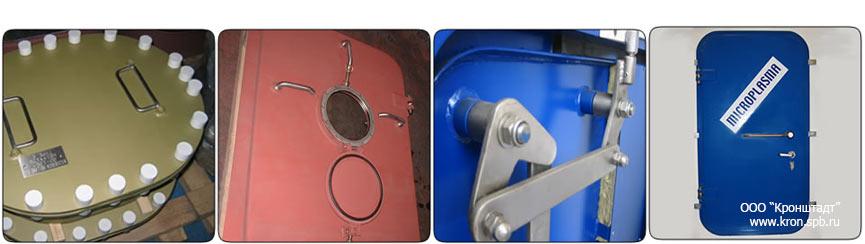Cудовые двери иллюминаторы Microplasma купить